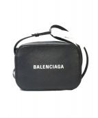 BALENCIAGA(バレンシアガ)の古着「エブリデイカメラバッグ」|ブラック