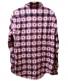 Supreme (シュプリーム) ハートチェックシャツ ピンク×ブラック サイズ:M:9800円