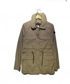SPIEWAK(スピワック)の古着「ミリタリージャケット」|ベージュ