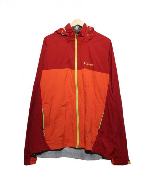 Columbia(コロンビア)Columbia (コロンビア) マウンテンパーカー レッド サイズ:XLの古着・服飾アイテム