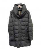 YOSOOU(ヨソオウ)の古着「ダウンコート」|ブラック