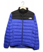 THE NORTH FACE(ザノースフェイス)の古着「インナーインサレーションジャケット」|ブルー