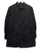 PEUTEREY(ピューテリー)の古着「ナイロンジャケット」|ブラック