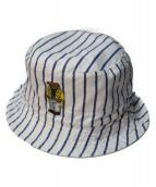 POLO RALPH LAUREN(ポロラルフローレン)の古着「ポロベアハット」 ホワイト