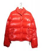 MONCLER(モンクレール)の古着「エベレストダウンジャケット」|レッド