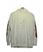 cootie(クーティ)の古着「パーカー」|ホワイト