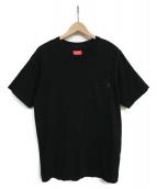 Supreme(シュプリーム)の古着「ポケットTシャツ」|ブラック
