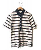 Black Fleece(ブラックフリース)の古着「ポロシャツ」|ホワイト