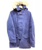 SPIEWAK(スピワック)の古着「N-3Bタイプコート」|ネイビー