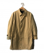 J.PRESS(ジェイプレス)の古着「ステンカラーコート」|ベージュ