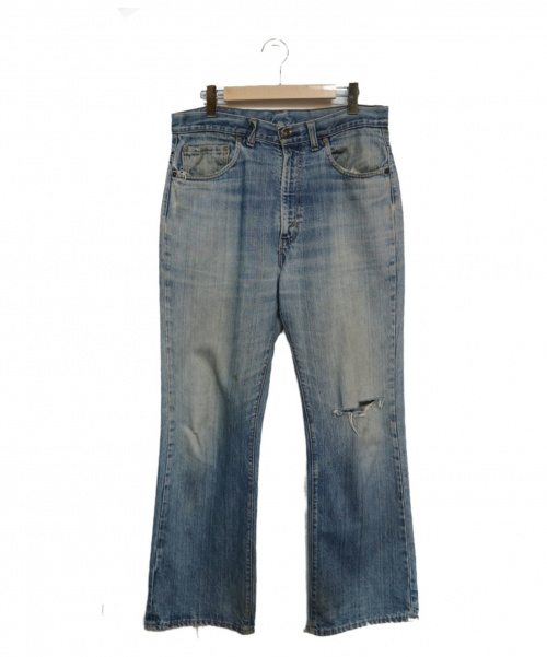 LEVIS(リーバイス)LEVIS (リーバイス) [古着]ヴィンテージ デニム パンツ インディゴ サイズ:W36 L29の古着・服飾アイテム