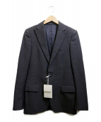 kolor/BEACON(カラービーコン)の古着「テーラードジャケット」 グレー