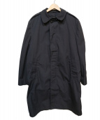 US ARMY(ユーエスアーミー)の古着「US.Navy All Weather Coat」 グレー