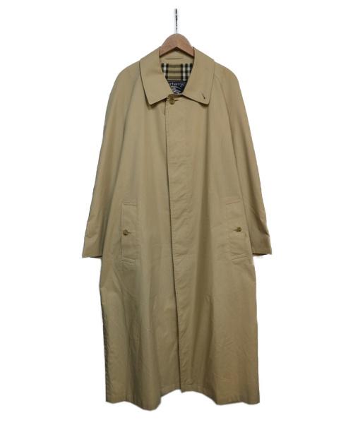 Burberrys(バーバリーズ)Burberrys (バーバリーズ) ステンカラーコート ベージュ サイズ:Sの古着・服飾アイテム