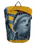 SUPREME×THE NORTH FACE(シュプリーム×ザ・ノースフェイス)の古着「Statue of Liberty Waterproof 」|イエロー