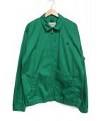 CarHartt(カーハート)の古着「MADISON JACKET ジャケット」|グリーン