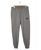 DIESEL(ディーゼル)の古着「P-TARY-LOGO パンツ」|グレー