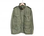 POLO RALPH LAUREN(ポロラルフローレン)の古着「M-43ミリタリージャケット」|オリーブ