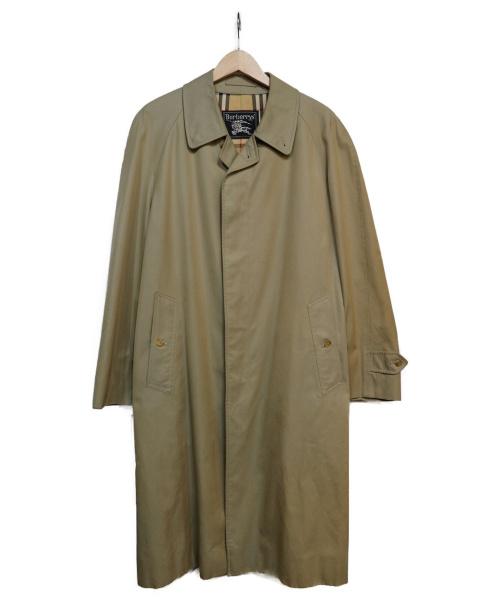 Burberrys(バーバリーズ)Burberrys (バーバリーズ) ヴィンテージバルマカーンコート ベージュ サイズ:175の古着・服飾アイテム
