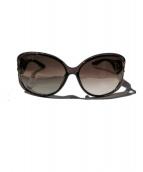 Christian Dior(クリスチャンディオール)の古着「サングラス」 ブラウン
