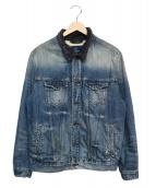 SCOTCH & SODA(スコッチアンドソーダ)の古着「デニムジャケット」|インディゴ