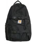 CARHARTT WIP(カーハート)の古着「KICKFLIPBACKPACK」|ブラック
