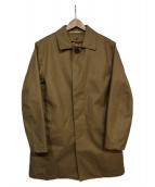 Wild Life Tailor(ワイルドライフテーラー)の古着「ライナー付ステンカラーコート」|ベージュ