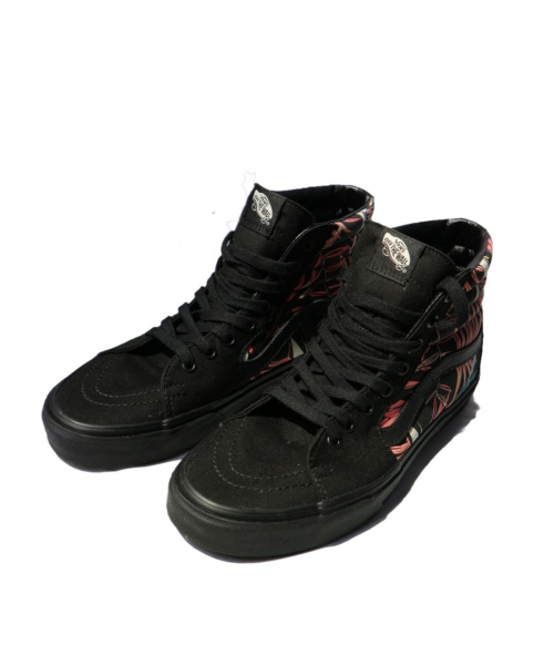 VANS(ヴァンズ)VANS (バンズ) ハイカットスニーカー ブラック サイズ:26.5cmの古着・服飾アイテム
