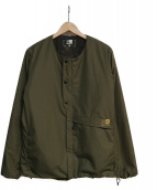 Karrimor(カリマ)の古着「インサレーションジャケット」 オリーブ