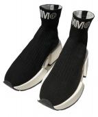 MM6(エムエムシックス)の古着「ソックススニーカー」 ブラック