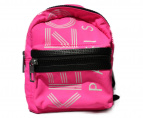 KENZO(ケンゾー)の古着「ミニロゴバックパック」|ピンク