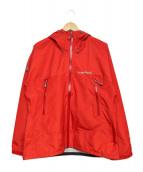 mont-bell(モンベル)の古着「レインダンサージャケット」|レッド