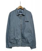 X-LARGE(エクストララージ)の古着「ワークジャケット」|ブルー