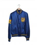Rugby Ralph Lauren(ラグビーラルフローレン)の古着「スカジャン」 ブルー