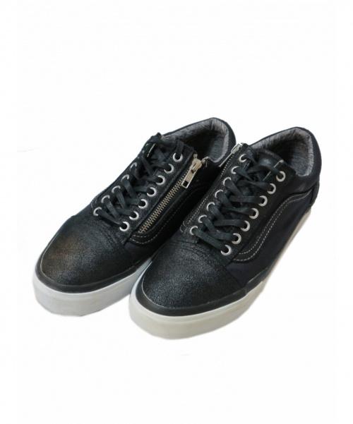 VANS(バンズ)VANS (バンズ) Old Skool Zip LX ブラック サイズ:US8.0 ×HIGH AND LOWSの古着・服飾アイテム