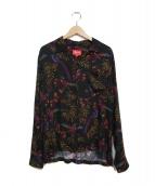 Supreme(シュプリーム)の古着「Birds Of Paradise Rayon Shirt」|ブラック