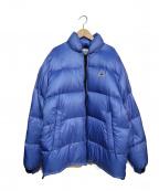 GERRY(ジェリー)の古着「ダウンジャケット」|ブルー