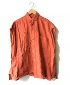 ticca(ティッカ)の古着「ノースリーブシャツ」 ブラウン
