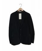 ck Calvin Klein(シーケーカルバンクライン)の古着「テーラードジャケット」|ブラック