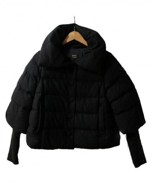 TATRAS(タトラス)TATRAS (タトラス) ダウンジャケット ブラック サイズ:1  LIRAの古着・服飾アイテム