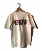 ()の古着「ポケットTシャツ」 ホワイト