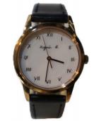agnes b(アニエスベー)の古着「腕時計」|ホワイト