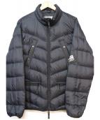 AVIREX(アビレックス)の古着「ダウンジャケット」|ブラック