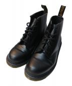 Dr.Martens(ドクターマーチン)の古着「6ホールブーツ」 ブラック