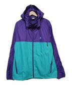 NIKE ACG(ナイキエーシージー)の古着「フーデッドジャケット」|パープル