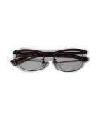 ptolemy48(トレミーフォーティエイト)の古着「伊達眼鏡」 ブラウン