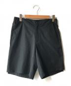 GOLDWIN(ゴールドウイン)の古着「ショートパンツ」|ブラック