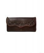 SAAD(サード)の古着「長財布」|ブラウン