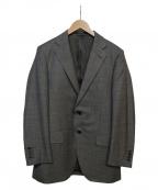 五大陸(ゴタイリク)の古着「2Bスーツ」 グレー