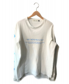 """UNDERCOVER(アンダーカバー)の古着「""""My Mind Is Gone"""" long sleeve」